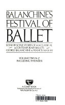Balanchine's Festival Of Ballet : ...