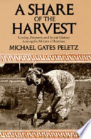 A Share of the Harvest Have Long Been Of Interest To Outside