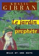 Le Jardin du Proph  te