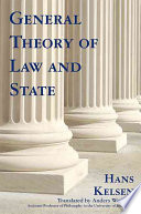General Theory Of Law And State book