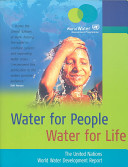 Water For People Water For Life