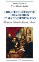 illustration Liberté et nécessité chez Hobbes et ses contemporains