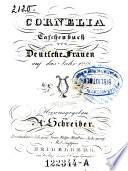 Cornelia. Taschenbuch für deutsche Frauen