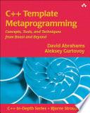 C   Template Metaprogramming
