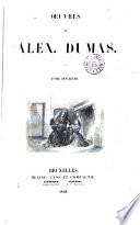 Oeuvres de Alex. Dumas, 12