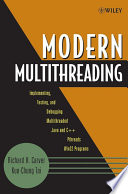 Modern Multithreading