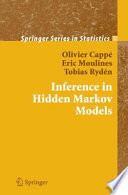 Inference in Hidden Markov Models