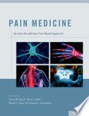 Pain Medicine
