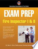 Exam Prep  Fire Inspector I   II