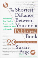 The Shortest Distance Between You and a Published Book