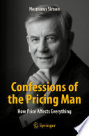 Confessions of the Pricing Man