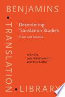 Decentering Translation Studies