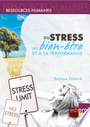 illustration Du stress au bien-être et à la performance