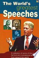 Worlds Greatest Speeches