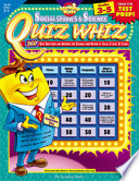 Social Studies and Science Quiz Whiz 3 5