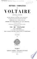 Œuvres complètes de Voltaire: Mélanges. 1879-80