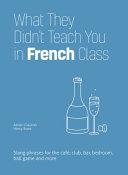 French Slang