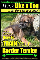 download ebook border terrier, border terrier training aaa akc pdf epub