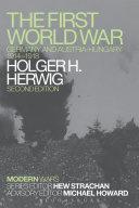 download ebook the first world war pdf epub