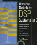 Numerical Methods for DSP Systems in C