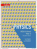 AQA A Level Physics Year 2 Student Book