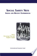 Social Safety Nets: Issues and Recent Experience
