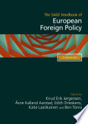 The SAGE Handbook of European Foreign Policy