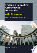 Forging a Rewarding Careerin the Humanities