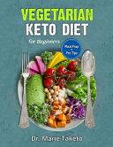 Vegetarian Keto Diet for Beginners Book PDF
