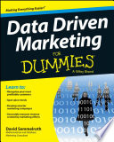 Data Driven Marketing For Dummies