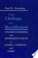 The Challenge Of Bewilderment