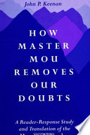 How Master Mou Removes Our Doubts