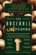 The Baseball Uncyclopedia