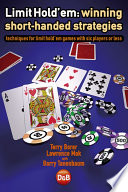 Limit Hold em  Winning Short handed Strategies
