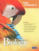 Biology  Study Workbook A