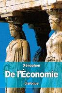 de L'Economie
