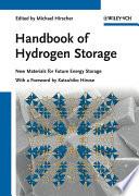 Handbook of Hydrogen Storage