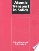Atomic Transport In Solids book