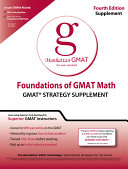 Foundations of GMAT Math  GMAT Strategy Supplement