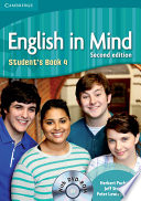English in Mind Level 4 Student s Book with DVD ROM