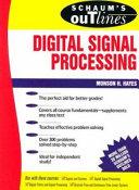 Schaum s Outline of Digital Signal Processing