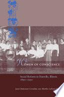 Women Of Conscience book