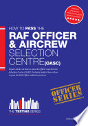 Royal Air Force Officer Aircrew and Selection Centre Workbook  Oasc