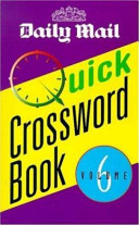 Daily Mail  Quick Crossword Book