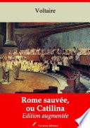 Rome sauvée, ou Catilina