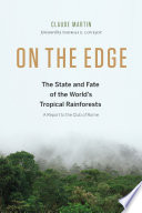 On The Edge : world resources are limited. soon after, people became...