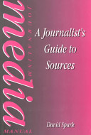 A Journalist's Guide to Sources