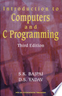 Introduction To Computers And C Programming