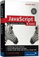 JavaScript und AJAX - Das umfassende Handbuch