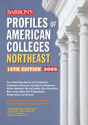 Profiles of American Colleges